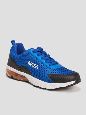Runnings NASA bleu homme