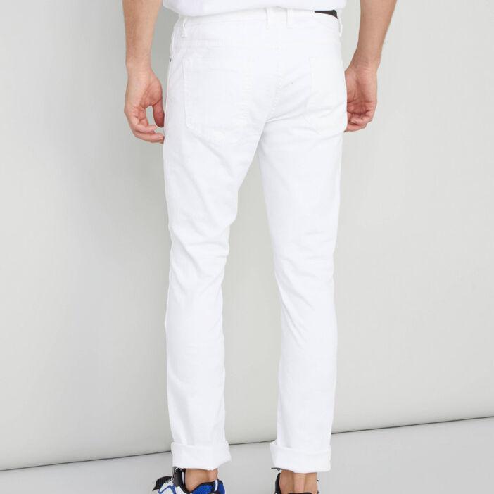 Jeans skinny homme noir