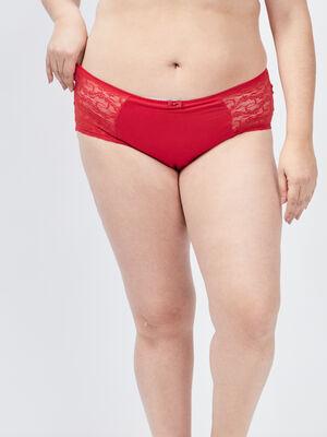 Boxer rouge femmegt