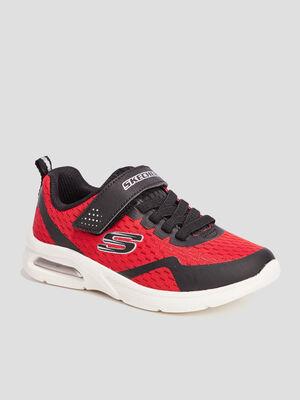 Runnings Skechers rouge garcon