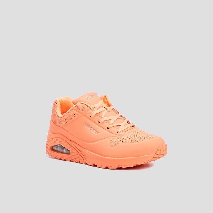 Runnings Skechers femme orange