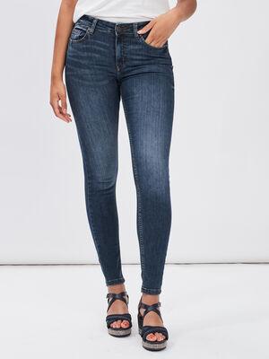 Jeans skinny delave Creeks denim dirty femme