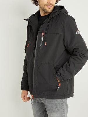 Blouson veste noir homme