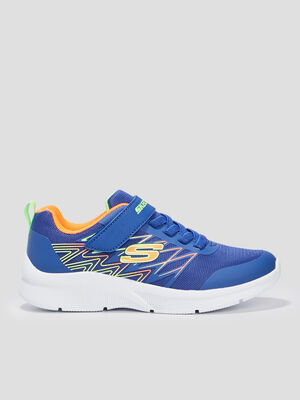 Runnings Skechers bleu garcon