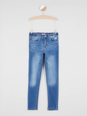 Jean green wash halleavenir denim double stone garcon