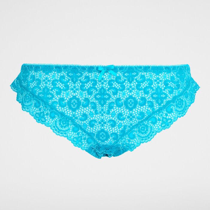 culotte ROSITA femme bleu turquoise