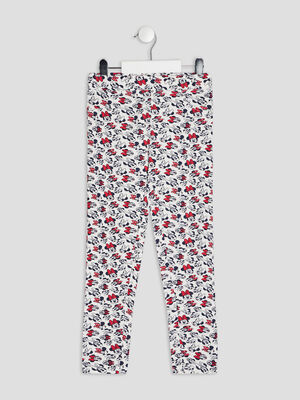 Leggings Disney multicolore fille