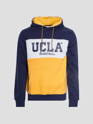 Sweat a capuche UCLA multicolore homme