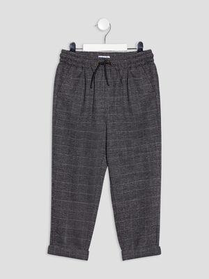 Pantalon droit multicolore garcon