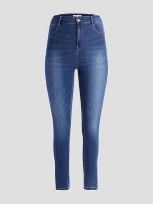Jeans slim 78eme denim brut femmegt