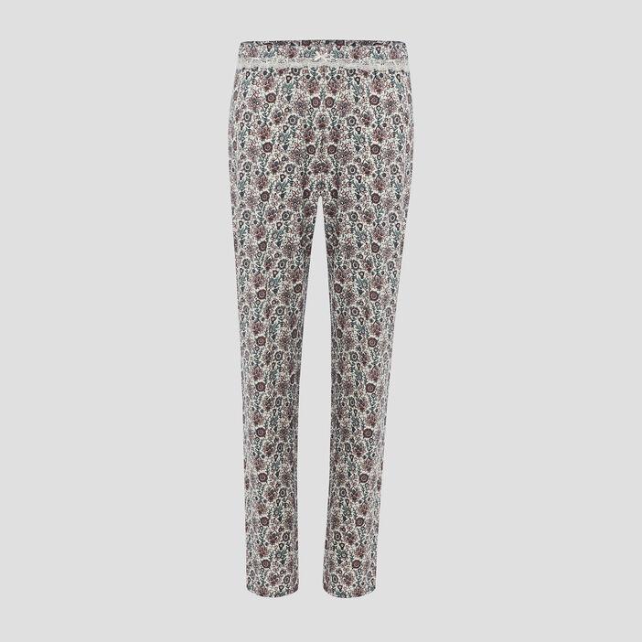 Bas de pyjama femme multicolore