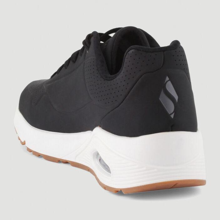 Runnings Skechers UNO homme noir