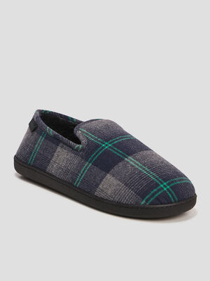Chaussons charentaises multicolore homme