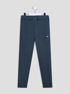 Pantalon jogging bleu canard garcon