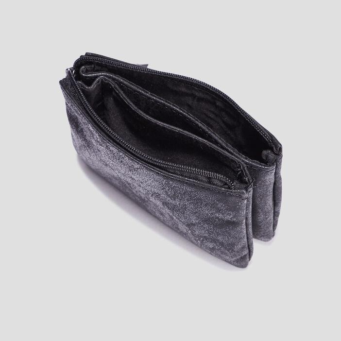 Porte-monnaie femme noir