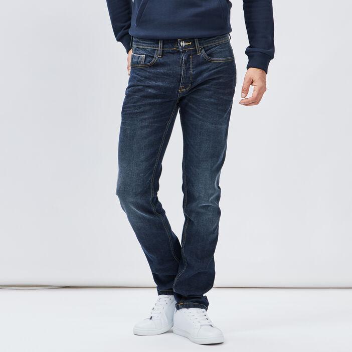 Jeans regular Creeks homme denim stone