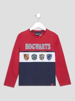 T shirt Harry Potter multicolore garcon