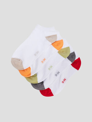 Chaussettes blanc