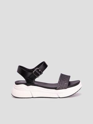 Sandales Liberto noir femme