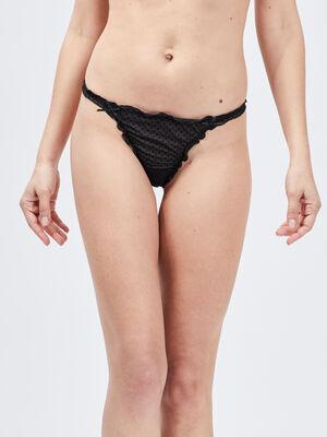 String noir femme