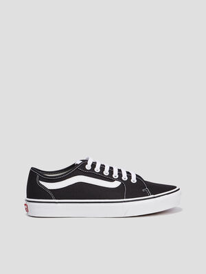 Baskets tennis Vans noir homme