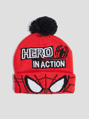 Bonnet Spider Man multicolore