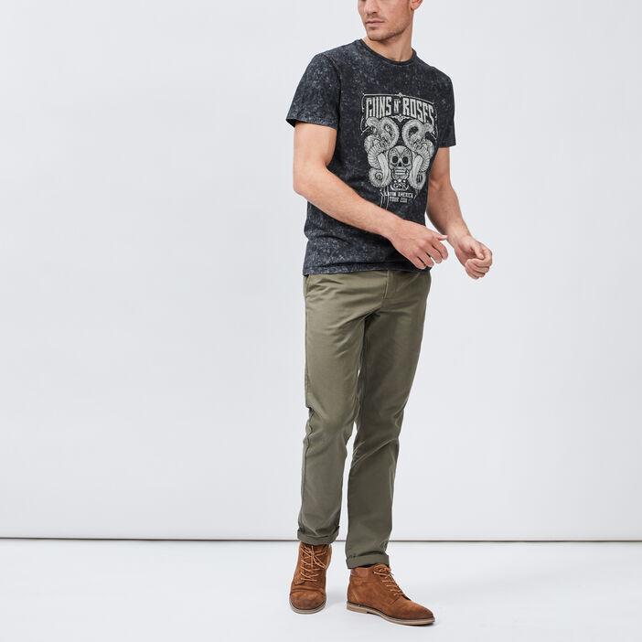 T-shirt GUNS N' ROSES homme noir