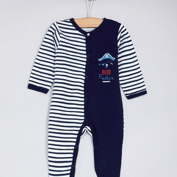 Lingerie bébé bébé garçon bleu marine