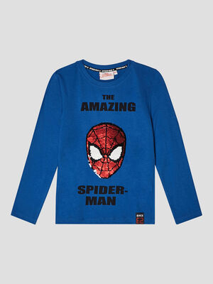 T shirt Spider Man multicolore garcon