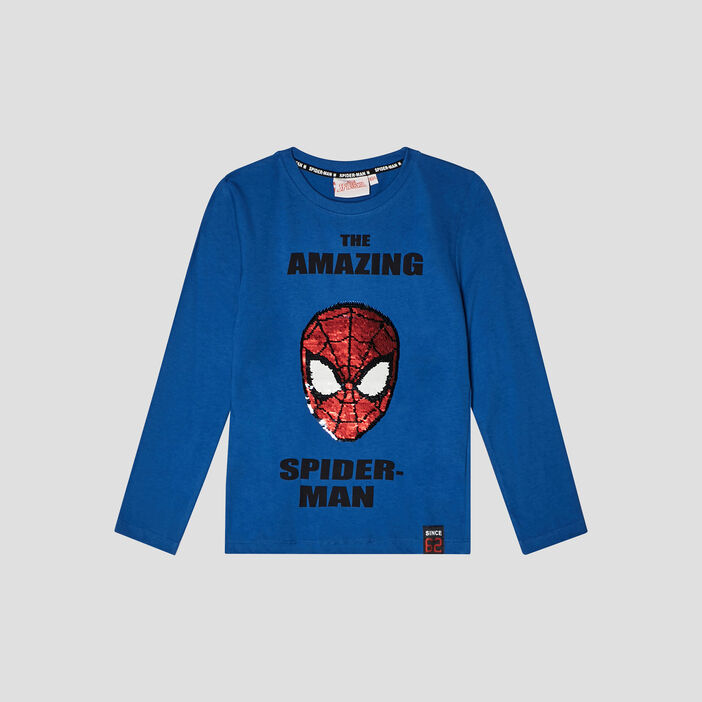 T-shirt Spider-Man garçon multicolore