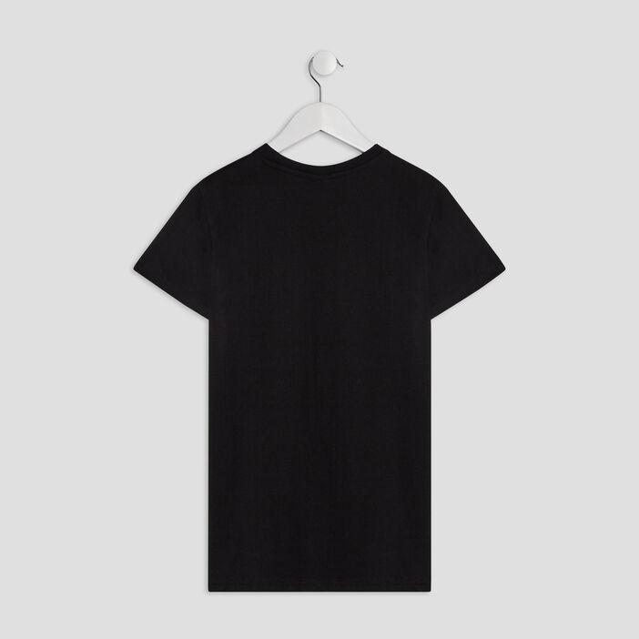 T-shirt Redskins garçon noir
