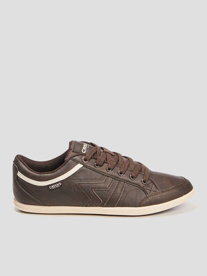 Tennis Creeks marron homme