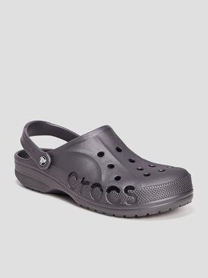 Sabots Crocs gris fonce homme