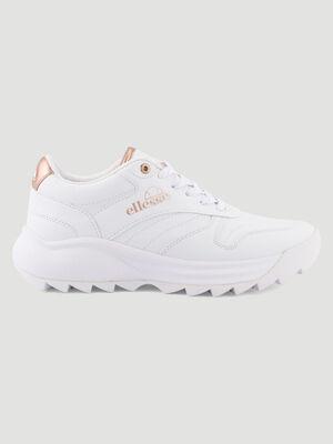 Papa shoes Ellesse blanc femme