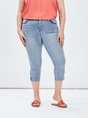 Jeans skinny 78eme denim bleach femmegt