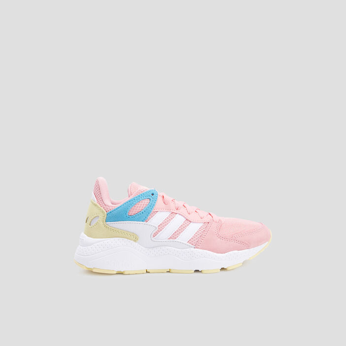 Runnings Adidas garçon rose