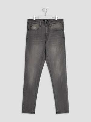 Jeans Slim Liberto gris garcon