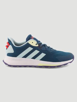 Runnings Adidas RETRORUN bleu femme