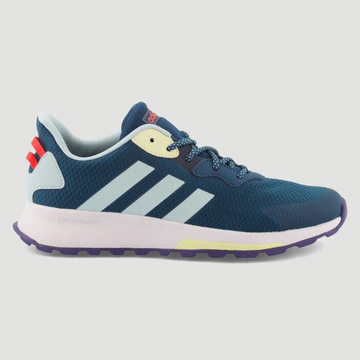 Runnings Adidas RETRORUN femme bleu