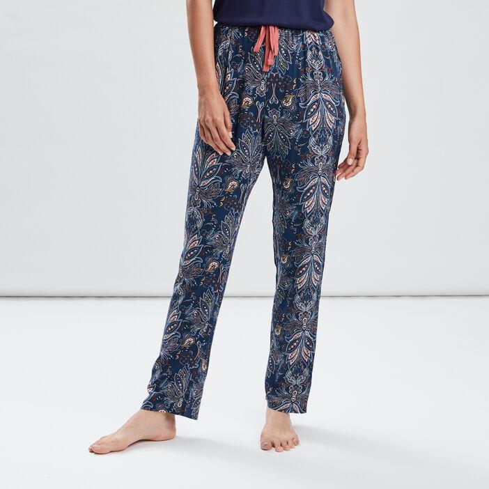 Pantalon de pyjama femme multicolore
