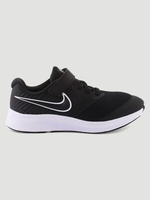 Runnings Nike STAR RUNNER noir garcon
