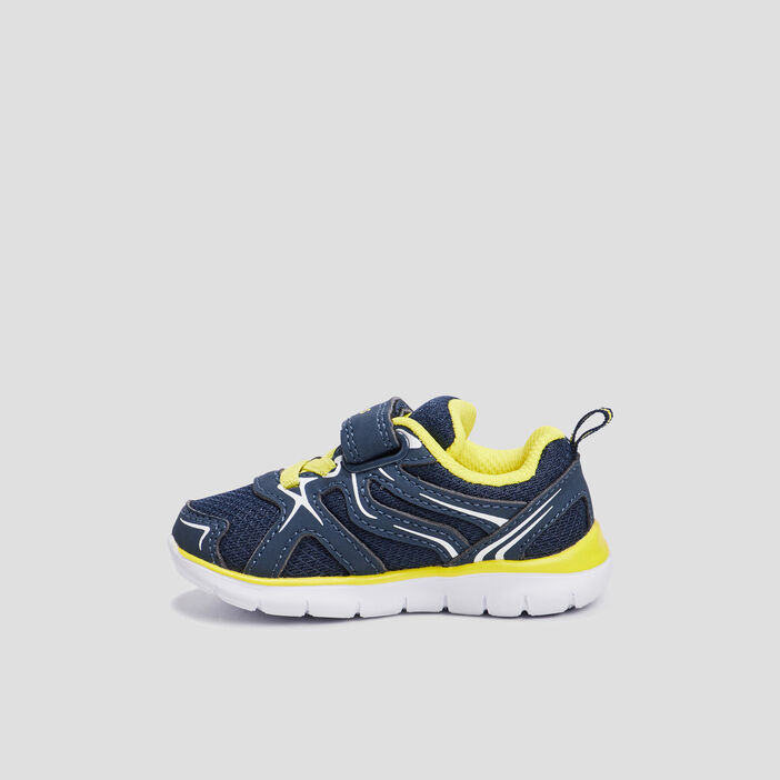 Baskets running Creeks mixte bleu