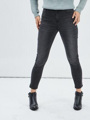 Jeans skinny 78eme denim noir femme
