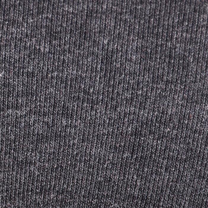 Socquettes protège-pied  gris foncé