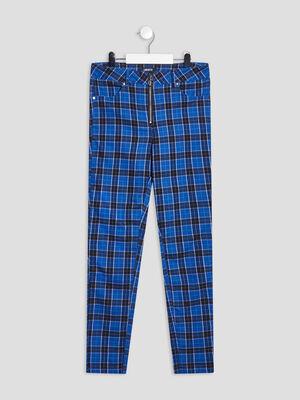 Pantalon skinny Liberto bleu fille