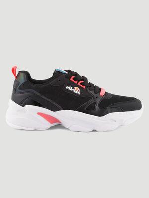 Papa shoes Ellesse noir femme