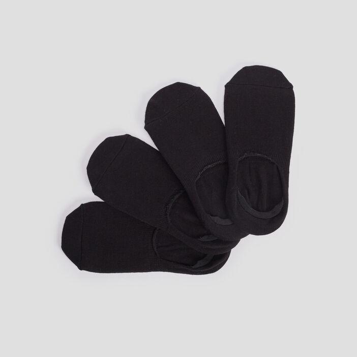 Socquettes protège-bas  noir