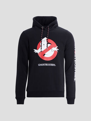 Sweat Ghostbuster noir homme