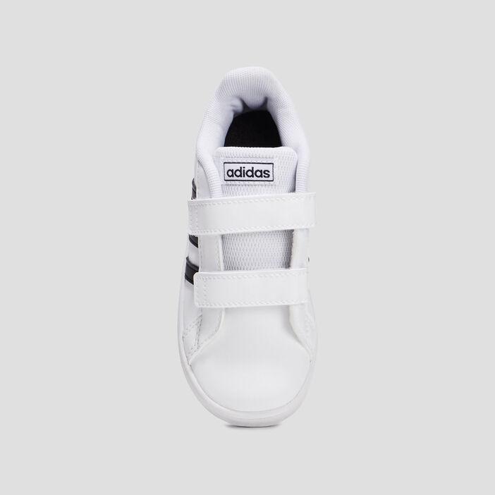 Tennis Adidas fille blanc