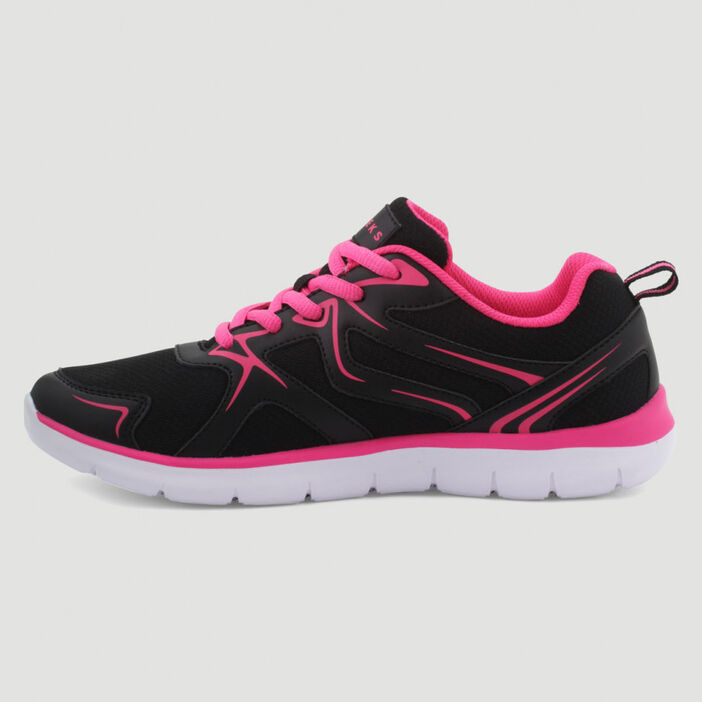 Baskets running Creeks fille noir